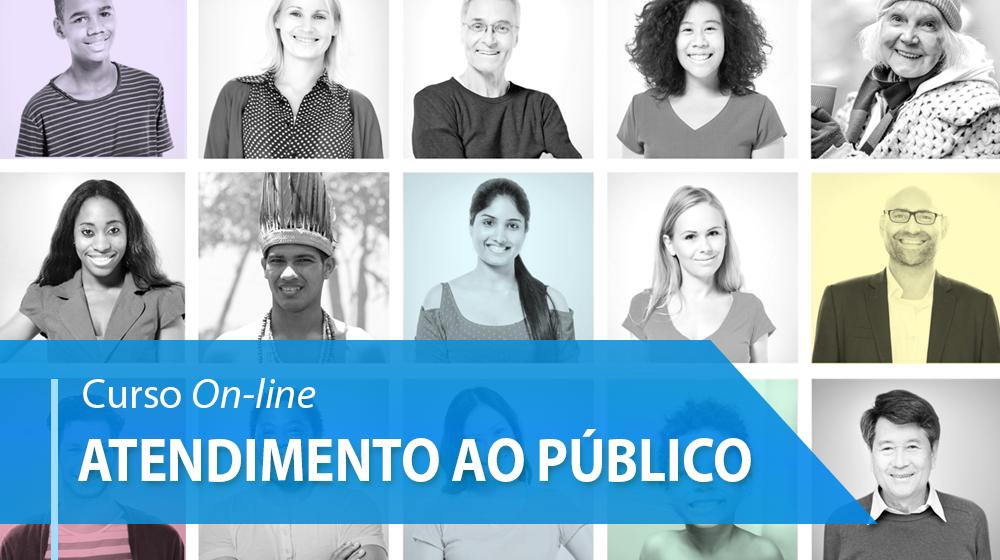 Curso de Atendimento ao Público - 1º sem/2020