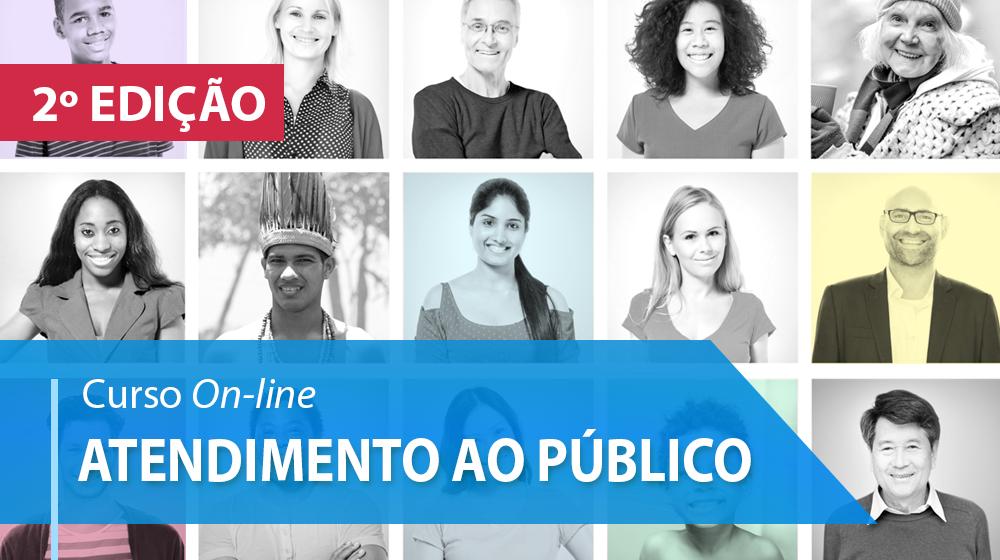 Curso de Atendimento ao Público - 2º sem/2020